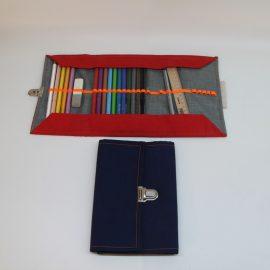 kundschafter®klippklapp Federtasche in verschiedenen Farben