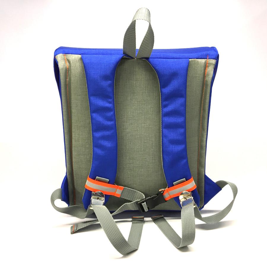 kundschafter®klassik Schulranzen in blau