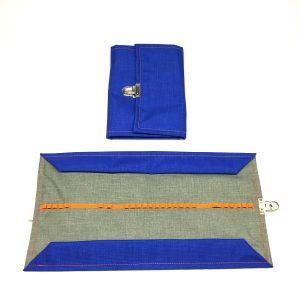 kundschafter®klippklapp federtasche in verscchiedenen Farben und schönem, schlichtem Design aus dem gleichen robusten Material wie die kundschafter®schulranzen - eine perfekte Ergänzung.