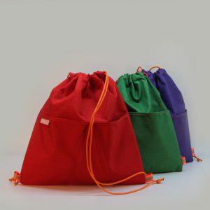 Der Sportbeutel kundschafter®kondition in verschiedenen Farben ist die perfekte ergänzung zu allen kundschafter®-Schulranzen.