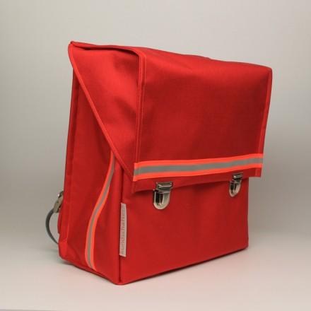 kundschafter®kubik Schulranzen in rot