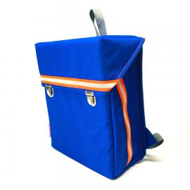 kundschafter®kasten Schulranzen in blau (superleicht: 710g!)