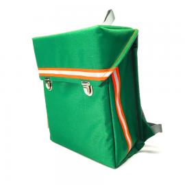 kundschafter®kasten Schulranzen in grün (superleicht: 710 g!)